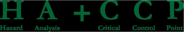 HA+CCP Hazard Analytics + Critical Control Point